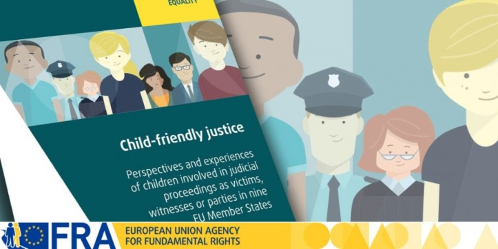 Child-friendly justice - FRA' s report