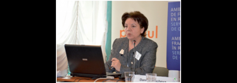 Position of Prof. Nelly Petrova, Chairman of the Management Board of the Institute for Social Activities and Practices